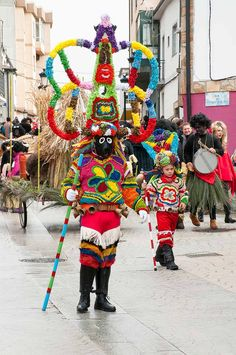 Introido, Carnaval, Galiciacarnaval-ourense