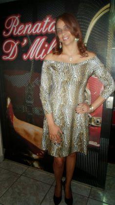 ***Blog Mulher Fashion ***Vanda Ramos***: COLEÇAO DA RENATA D MILA