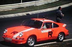 VINTAGE FRIDAY: The Fire Engine Porsche 911 That Saved Niki Lauda's Life • Petrolicious