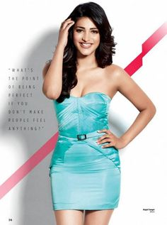 Bollywood actress Shruti Haasan flaunts her hot sexy figure in a photo shoot for Women's Health magazine September 2015 issue. Beautiful Bollywood Actress, Most Beautiful Indian Actress, Hot Actresses, Indian Actresses, Womens Health Magazine, Shruti Hassan, Indian Actress Hot Pics, Beautiful Girl Photo, Indian Celebrities