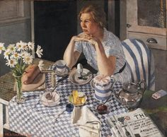 ✿Time For Coffee  Tea✿ Breakfast by Herbert Badham