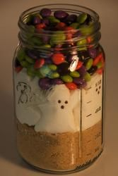 Halloween S'Mores in a Jar & other fund Halloween treats and Gifts