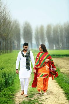 My heart's in Punjab Indian Wedding Photos, Wedding Couple Photos, Indian Wedding Photographer, Wedding Dress Pictures, Wedding Couples, Indian Weddings, Wedding Pics, Wedding Shoot, Indian Photoshoot
