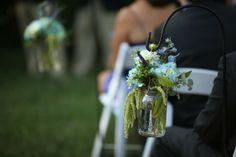 Gilbert magerus Rustic Pennsylvania Wedding At Audubon Wedding Ceremony Chairs, Wedding Reception Flowers, Farm Wedding, Rustic Wedding, Dream Wedding, Outdoor Wedding Inspiration, Wedding Ideas, Vintage Country Weddings, Aisle Flowers