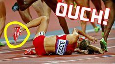 TOP 5 Tragic Impressive  Falls in Running History | HD