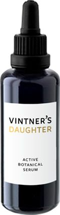 Vintner's Daughter / $185.00 / 30ML / Vintner's Daughter Active Botanical Serum is a luxurious multi-correctional infusion of 22 of the world's most active organic and wildcrafted botanicals. At the heart of this powerful treatment is an energy dense phyto radiance infusion. Combined with highly targeted essential oils, our formulation combines anti-inflammatory phytonutrients, skin firming phytoceramides, nourishing fatty-acids and powerful anti-oxidants to help fight signs of aging…