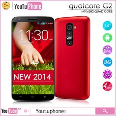 Find More Mobile Phones Information about Original Kingsing S2 MTK6582 Quad core Mobile Cell Phones Android 4.4 5.0'' QHD IPS Screen 1GB RAM 8GB ROM Dual Sim WCDMA 3G GPS,High Quality Mobile Phones from Youtuphones Team on Aliexpress.com