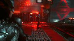 Batman Arkham Knight - Arkham Knight/Red Hood Bossfight (Jason Todd, 2nd Robin)