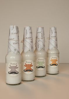 Melkebart! - Milk Packaging | #packaging #milk