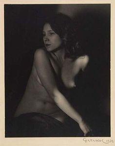 František Drtikol, Nu, 1921 on ArtStack #frantisek-drtikol #art
