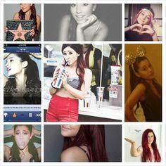 I love you so much @Ariana Bourke Bourke Bourke Grande your my hero, please follow me!