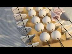 Teste di moro in ceramica di caltagirone - Lavorazione a mano - YouTube