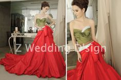 Pearl Gown Collection by Z Wedding