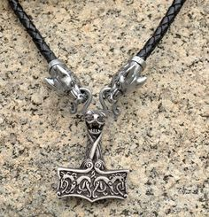 The necklace for my planned renaissance faire outfit: https://www.etsy.com/listing/205476328/oseberg-thors-hammer-pewter-necklace