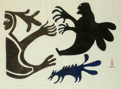 Inuit Art Graphics