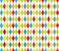 circus fabric, wallpaper, gift wrap, and decals - Spoonflower