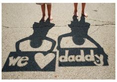Cute idea for Father's Day