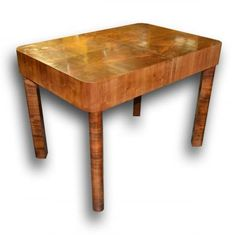 antique good: Dining table (T Walnut Veneer, Walnut Wood, Table Desk, Dining Table, Shop Price, Antique Furniture, Solid Wood, Art Deco, Cabinet