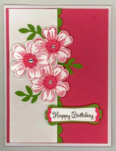 Image result for stampin up Birthday With card images