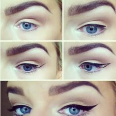 The perfect winged eyeliner is all you will ever need to accentuate your eyes. Let this how-to and pictorial show you how to get this easy yet stunning look..