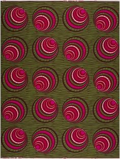 VLISCO, New collection, Funky Grooves, Wax Block