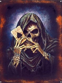 Reaper's Ace - Alchemy Gothic
