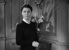 Rebecca (1940) , Alfred Hitchcock, , Joan Fontaine, Judith Anderson ,