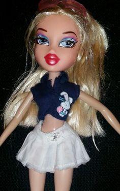 HTF 2004 MGA Bratz CLOE Funk Out Fashion Collection Doll