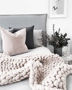 Beautiful Scandi style bedroom decor by featuring Yorkelee Prints Expressions pastel abstract wall art print. Victoria's room x Home Bedroom, Bedroom Decor, Bedroom Ideas, Bedroom Furniture, Gray Bedroom, Scandi Bedroom, Bedroom Prints, Interior Livingroom, Bed Ideas