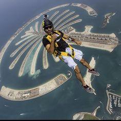 Hamdan MRM, Skydive Dubai (2013)