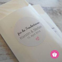 ♥ 50 Freudentränen-Taschentücher ♥ handgefertigt von ZuckerZauber BERLIN auf DaWanda.com