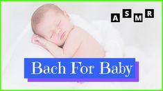 Bach ASMR Sleep For Babys Infant Sleep Sound White Noise Helps a Baby Fall Asleep & Stay Sleeping Baby Music, Relaxing Music, Asmr, Baby Sleep, How To Fall Asleep, Babys, Infant, Calming Music, Babies