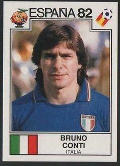 world cup panini espana 82 - B.Conti