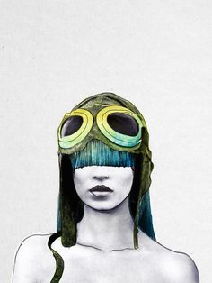 #Illustration #Art - Jenny Liz Rome