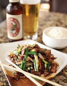 Best Restaurant Winner: Del Mar Rendezvous, Del Mar (Mongolian Beef)