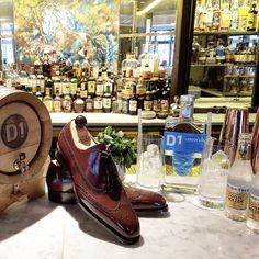 Ascot Shoes — Please welcome @d1londonspirits  Our Cocktail...