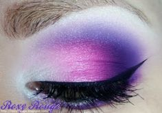 purple makeup ideas - Bing Images