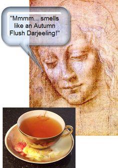 "The Real Meaning of ""Blind Tea Tasting"" via http://englishtea.us"