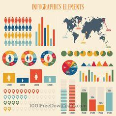 Infographic Elements Set