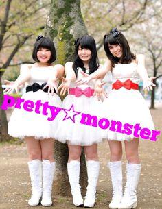 pretty☆monster