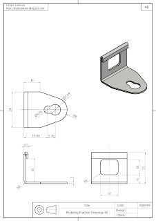 Titleblock Layout Inches In AutoCAD CAD 235 04 KB . Home and Family Autocad, Mechanical Engineering Design, Mechanical Design, Sheet Metal Drawing, Sheet Metal Shop, Isometric Drawing Exercises, Orthographic Drawing, Solidworks Tutorial, Sheet Metal Fabrication