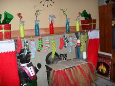 Crafting Occurs: Grinch and Whoville Decorating 101