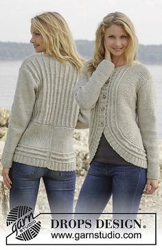 Ravelry: 157-25 Enchanted pattern by DROPS design