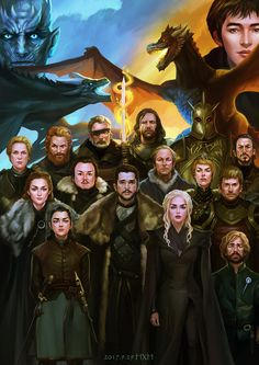 Arte Game Of Thrones, Game Of Thrones Artwork, Game Of Thrones Poster, Game Of Thrones Fans, Game Of Trones, King In The North, Valar Morghulis, Valar Dohaeris, Fire And Ice