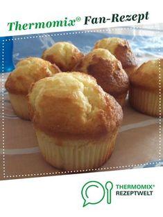 Zitronenmuffins - super lecker und fluffig von nadl007. Ein Thermomix ® Rezept aus der Kategorie Backen süß auf www.rezeptwelt.de, der Thermomix ® Community.
