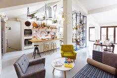 adelaparvu.com despre mansarda transformata in atelier culinar, Mazilique Studio, design arh. Eliza Yokina, Foto Catalin Georgescu (15)
