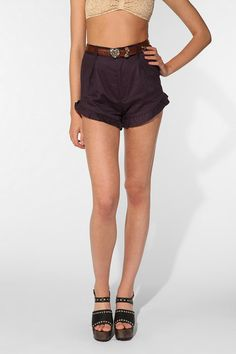 Bethany Cosentino For Urban Renewal The Tour Short $49