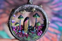 Enchanting Necklaces Using Natural Gemstones Wish to Take You Through a Magical Portal California based artist Kristina Matthews loves to create wearable handmade magic with the using of stunning...