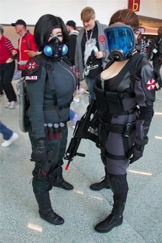 Four Eyes & Lupo : Resident Evil Operation Raccoon City