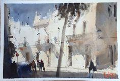 Alvaro Castagnet Cadiz- Capital de Los pueblos Blancos! Here a small DEMO to honor it!